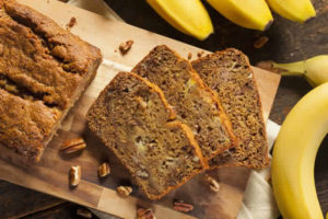 Blender Banana Bread!